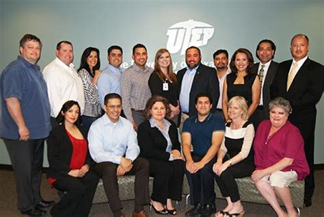Utep Executive Mba by Executive Mba Utep Business