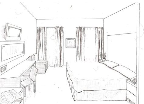 1 point of view room in drawing     drawings from floor
