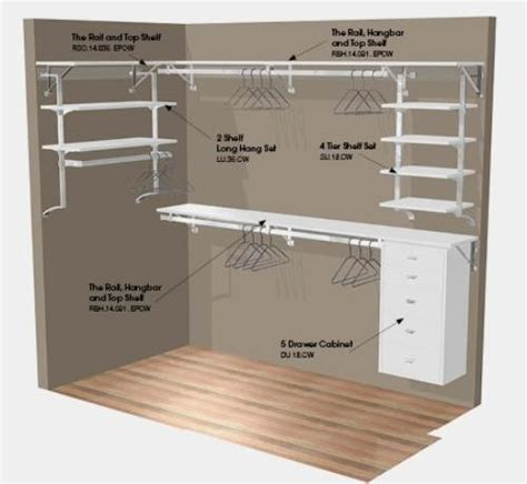 Walk In Closet Plans by Walk In Closet Design Plans The Interior Design
