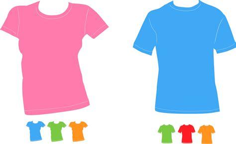 Vector Baju T Shirt free vector graphic shirts t shirts colorful bright free image on pixabay 159567
