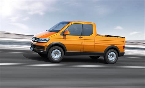 volkswagen truck concept vw tristar concept cool german pickup truck with
