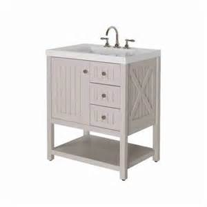 martha stewart living seal harbor 30 inch vanity in