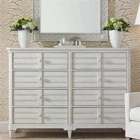 stanley furniture cypress grove cottage style dresser with