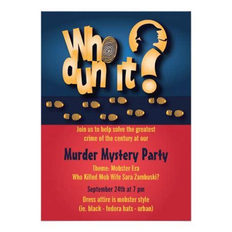 murder mystery invitation template personalized whodunit invitations custominvitations4u