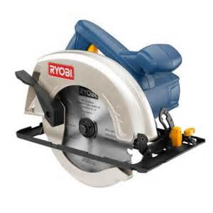 circular saws at home depot ryobi reconditioned 7 1 4 in corded circular saw zrcsb123