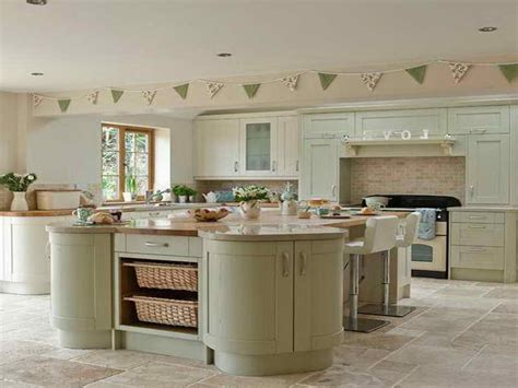 sage and cream shaker style kitchen kitchen decorating housetohome co uk sage green kitchen photos