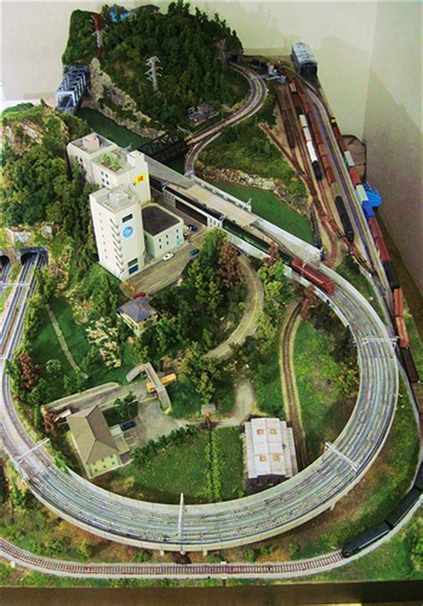 n scale model train layouts for sale model layouts n scale flickr photo