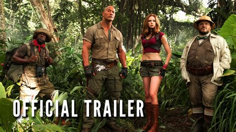 nedlasting filmer jumanji welcome to the jungle sequel gratis jumanji 2 welcome to the jungle s trailer is finally out