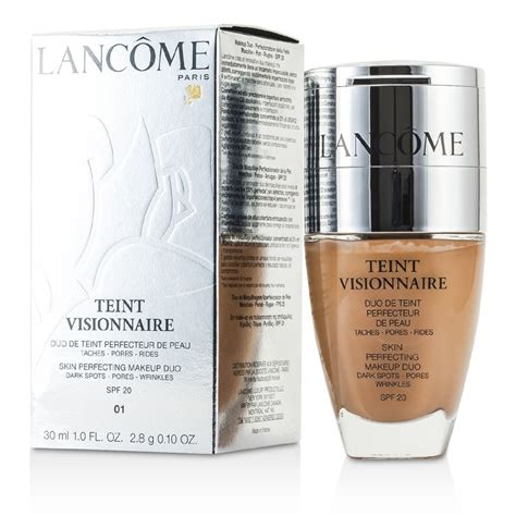 Foundation Lancome Teint Visionnaire lancome teint visionnaire skin perfecting makeup duo spf