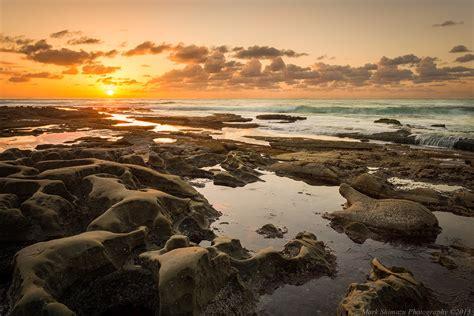 La Jolla Sunset Seascape Mark Shimazu Photography San Diego Landscape Photography