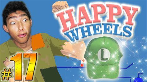 ilusiones opticas happy wheels fernanfloo la gorra de la suerte happy wheels episodio 17