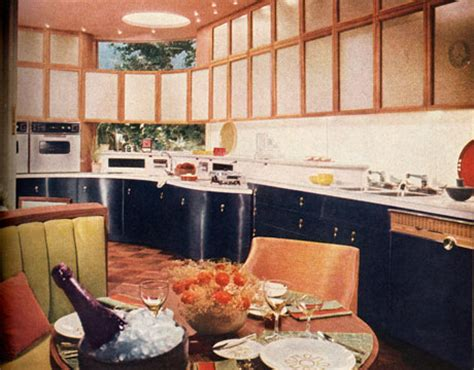 60s kitchen these 1960s kitchens are as groovy as it gets