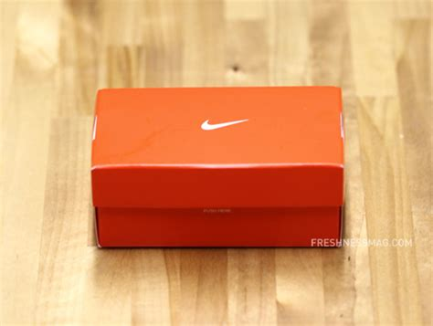 Niketown Gift Card - nike mini shoe box for gift card freshness mag