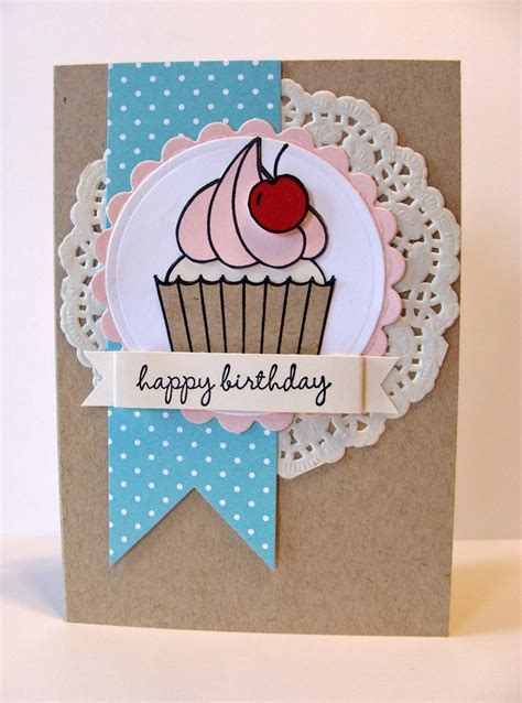 how to make pretty birthday cards diy birthday card ideas