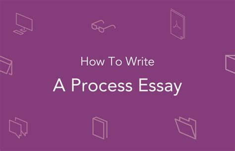 how to write a process analysis paper essay process