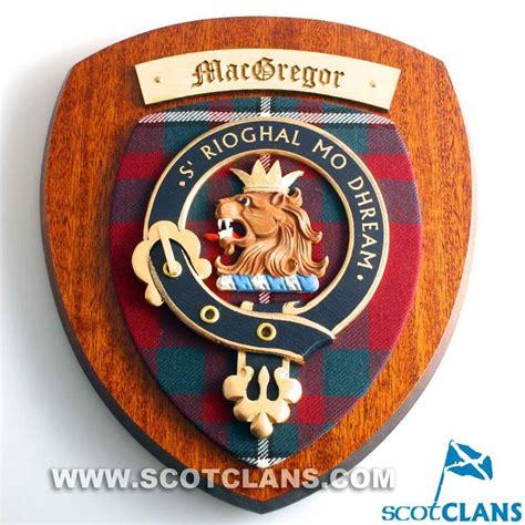 macgregor clan tattoo macgregor clan crest wall plaque clan macgregor products