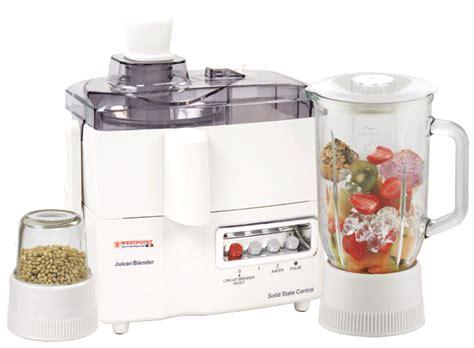 Crown 4 In 1 Warmer Sterilizer Blender Juicer juicer blender grinder