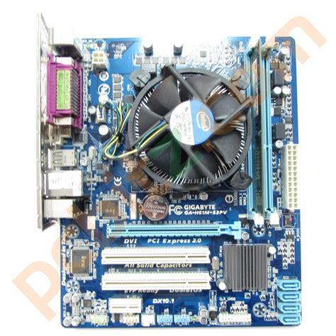 motherboard cpu ram bundle gigabyte ga h61m s2pv motherboard i3 3220 3 3ghz