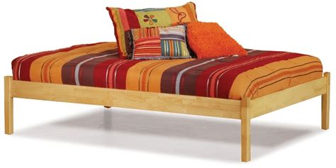 wood twin platform bed concord wood platform bed twin size
