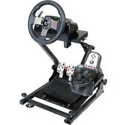 Steering Wheel G27 Ps4 Buy Ionrax Rs1 Steering Wheel Stands Logitech G27 Ps3 Gt6