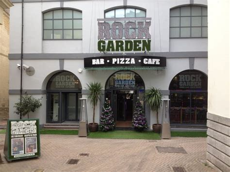 the rock garden torquay burger king picture of the rock garden bar cafe