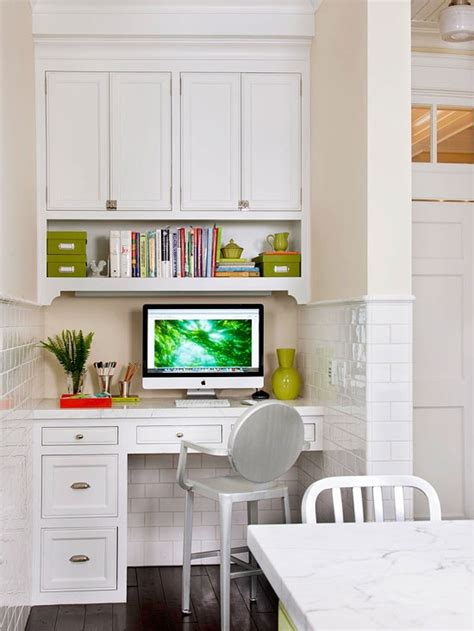 17 best ideas about computer nook on desks