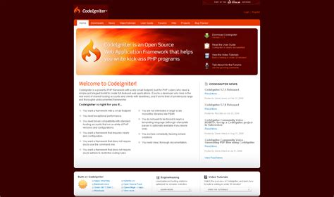 codeigniter tutorial in ellislab 16 php frameworks to consider for your next project
