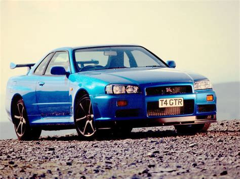 fast cars nissan skyline gtr r34 pictures information 2012