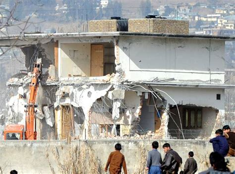 Osama Bin Laden House by The House Without Living Room Deconcrete