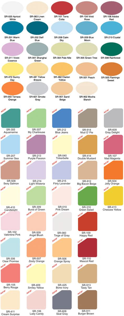 100 davies paint color chart sun and kwal apple peel yahoo image search results