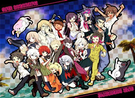 Danganronpa 2 Anime by Danganronpa 2 Farewell Despair Academy Segunda