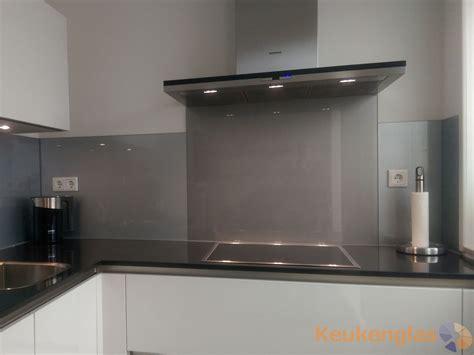rvs achterwand keuken prijs keuken achterwand glas rvs look heinkenszand keukenglas