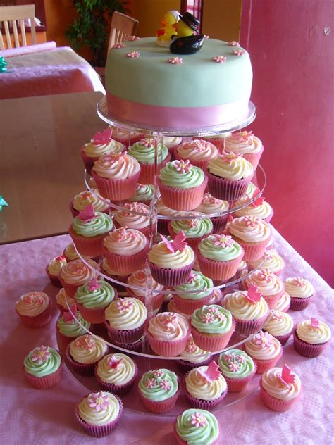 wedding cupcake cake teeny cupcakes wedding cakes