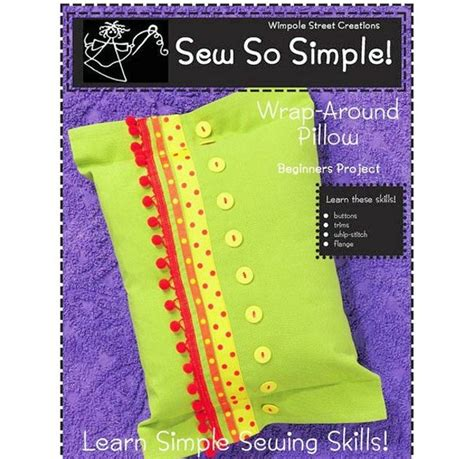 weekend kits learn to sew project kits sew so simple