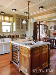 Country Kitchen Designs With Islands by Country Kitchen Island House Amp Home