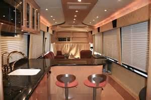 Motor Home Interiors Custom Mci Motor Home