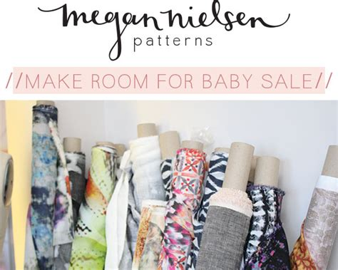 make room for baby the make room for baby sale megan nielsen design diary