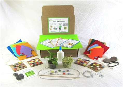 monthly crafts for green kid crafts kit review
