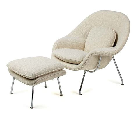 butaca comodo  leer  descansar home saarinen chair womb chair  chair ottoman