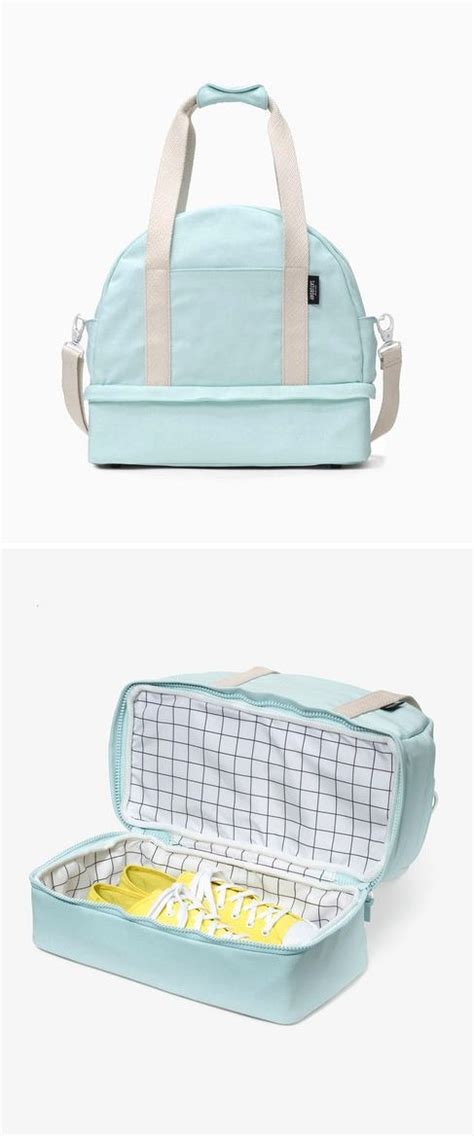 weekender bag with shoe compartment weekender bag with shoe compartment 002 product design