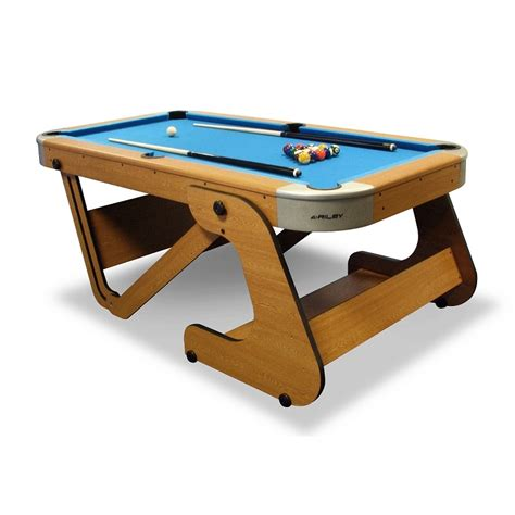 5ft Folding Pool Table Supersize 6 5ft Folding Pool Table Snooker Shop