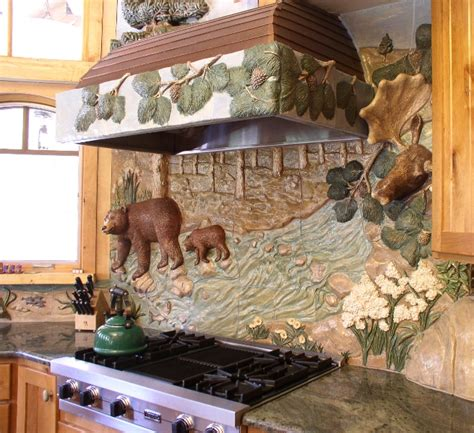 kitchen murals design custom kitchen tiles westminster