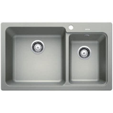 Blanco Naya 8 Kitchen Sink blanco naya 8 520594 granite composite sink pearl grey