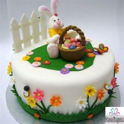 Flower For Home Decoration by Cute Easter Bunny Cake Decorating Ideas Decorationy