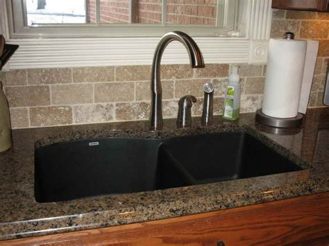 black kitchen sink faucets kitchen sinks buying guides designwalls