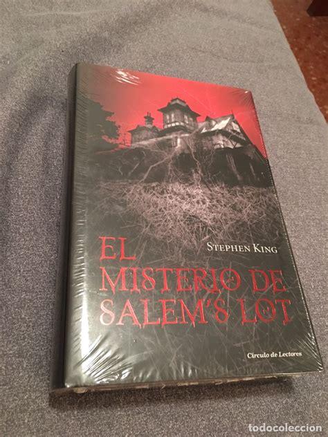 el misterio de salems lot biblioteca stephen king libro de texto pdf gratis descargar el misterio de salem s lot stephen king ejem comprar