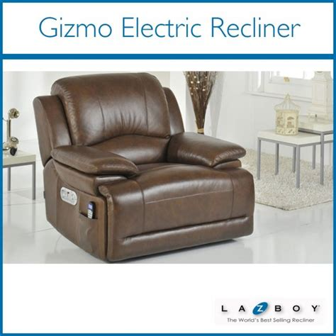 Recliner With Heat And Fridge by Lazboy Gizmo Recliner Chair At Smiths The Rink Harrogate