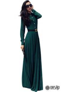 sleeve maxi dress glamorous green sleeve maxi chiffon dress oasap