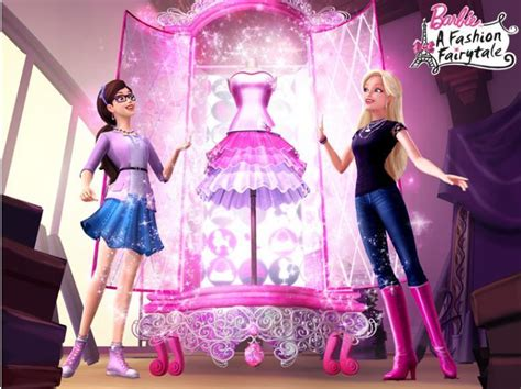 film barbie in a fashion fairytale hot cartoons barbie a fashion fairytale