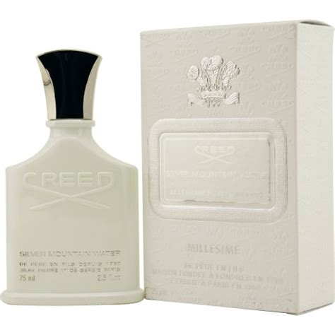 Parfum Ori Eropa Nonbox Creed Silver Mountain Water 75 Ml 1 creed silver mountain eau de parfum spray for by creed 4 ounce 11street malaysia